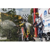 Young Wraps Up CSBK Season 3rd in Championship and as Pro Rookie of the Year