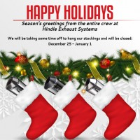 2017 Holiday Closure