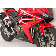 2016-2018 HONDA CBR500R/CB500F/CB500X Stainless Front Section