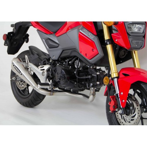 Hindle Performance: 2017-2018 Grom Stainless Front Section