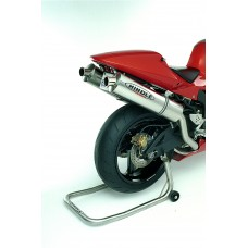 2000-2001 HONDA RC51 Dual Slip on Adapter