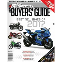 Hindle Exhaust featured in the 2017 Inside Motorcycles Buyers' Guide