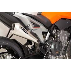 2018-2019 KTM 790 Duke Evo Megaphone Slip-On