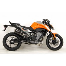2018-2019 KTM 790 Duke Stainless Front Section