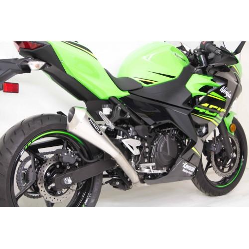 Hindle Performance Kawasaki 2018 Ninja400 Evo Megaphone Slip On