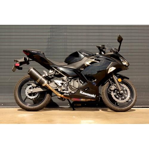 Hindle Performance Kawasaki 2018 Ninja400 Slip On