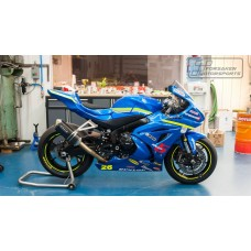 2017 SUZUKI GSXR1000 Race Stainless Front Section