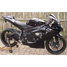 2006-2010 SUZUKI GSXR600/750 Slash Cut Exhaust - SPECIAL EDITION