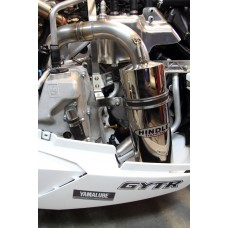2014-2016 SR YAMAHA VIPER/ARCTIC CAT ZR7000 Stainless Front Section