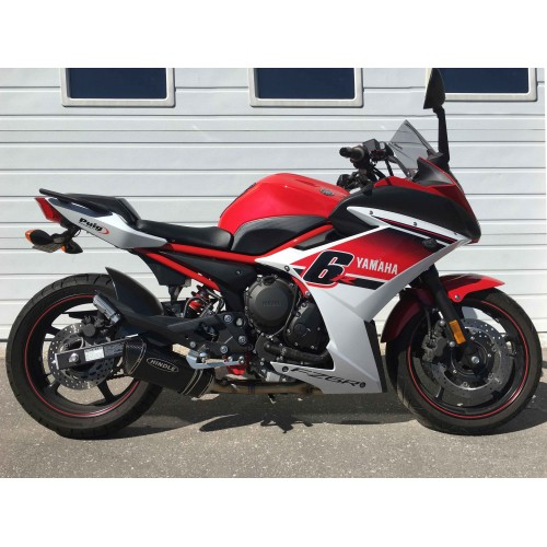 Hindle Performance: 2009 Yamaha FZ6R Front Section
