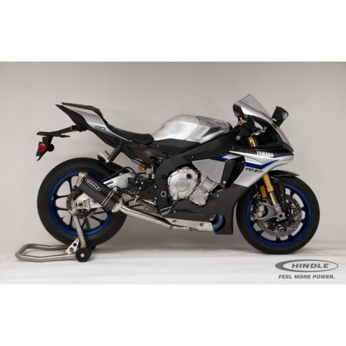 20152017 Yamaha Yzf1000r1r1m Low Mount 34 Front Section: 2015 R1 Exhaust At Woreks.co