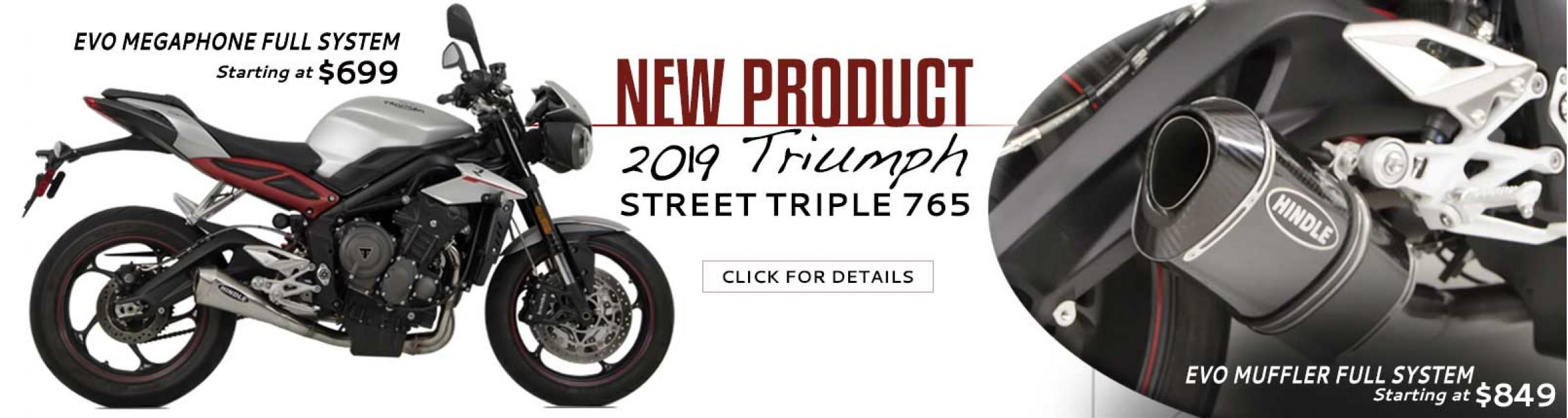 Street Triple 765